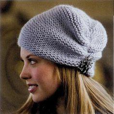 Ravelry: Pinch Hat (3 versions) pattern by Cecily Glowik MacDonald