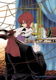 The Ancient Magus Bride Anime Online Kore Yamazaki, Manga Art, Anime Art, Elias Ainsworth, Chise Hatori, Anime Tumblr, The Ancient Magus Bride, Image Manga, Manga Illustration