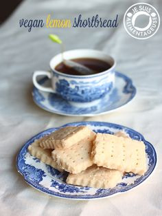 2 cups (260 g of flour) 1 cup vegan butter (like Vegan Becel or Earth Balance) 1/4 cup white granulated sugar 1 tsp lemon zest (or all the z...