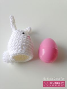 Craftaholics Anonymous® | Crochet Easter Egg Covers