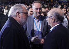 En la última jornada de la Convención Nacional del PP con Arias Cañete y el ministro Cristobal Montoro