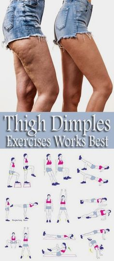 8 simple and best exercises to get rid of dimples in a short time - . - 8 simple and best exercises to get rid of dimples in a short time – … # - Fitness Workouts, Gym Workout Tips, Fitness Workout For Women, At Home Workout Plan, Easy Workouts, Workout Challenge, Workout Videos, Fitness Tips, At Home Workouts
