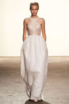 Honor Spring 2013 RTW Collection - Fashion on TheCut