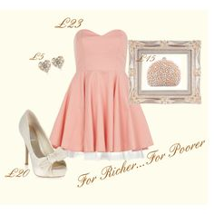 Fearless Brides Fashion Blogger Challenge: Spring-inspired bridesmaid outfit by Late For Reality