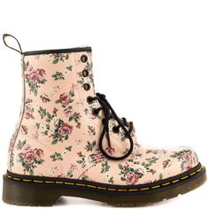 1460 W in Pink Vin Rose Softy by Dr Martens - I do love these. I admit it!