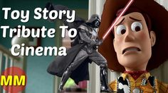 Toy Story Tribute to Cinema | Toy Story Connection by Movie Mistakes - https://youtu.be/T5ckSTnbbok Check Out Some Other Awesome Videos or Connections: 13 Am...