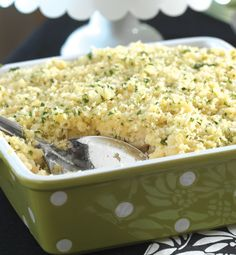 Irish Macaroni and Cheese. A comfort food remix, perfect for those large-crowd parties! Find more holiday dish recipes @Kroger Co