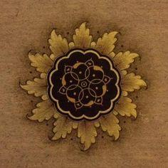 "220 Likes, 4 Comments - büşra akan (@busr.akan) on Instagram: ""#islamicart #tezhip #tazhip #tazhib #tezhipsanati #hatsanati #hattat #sun #geometric #art"""