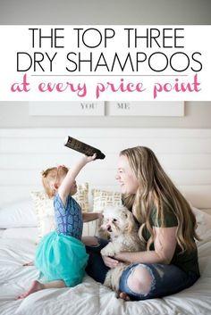 Hair // The Dry Shampoo Guide