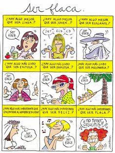 Maitena Funny Quotes, Funny Memes, Hilarious, Jokes, Dramas, Skinny Rules, Fitness Show, Big Cat Rescue, Spanish Humor