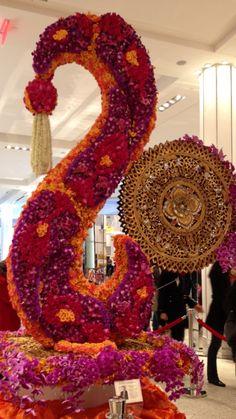 Macy's Flower Show 2013, NYC