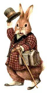 винтажный кролик: 14 тыс изображений найдено в Яндекс.Картинках