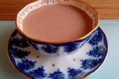 Tea Spiced Hot Chocolate  Recipe on Food52, a recipe on Food52