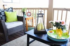 Deck makeover #sponsored by BHG at Walmart #ad