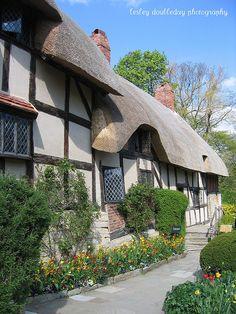 William Shakespeare's birthplace.