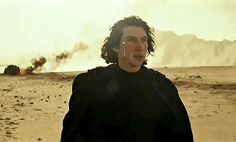 """missdaisydaily: """"""""New footage of Kylo and Rey in Star Wars: The Rise of Skywalker from a TV Spot that aired on December """" """" Star Wars Film, Star Wars Art, Adam Driver, My Candy Love, Man Candy, Kylo Ren And Rey, Knights Of Ren, Saga, My Bebe"""