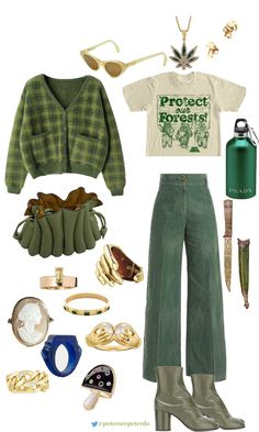 Indie Outfits, Teen Fashion Outfits, Retro Outfits, Fall Outfits, Vintage Outfits, Swaggy Outfits, Cute Casual Outfits, Polyvore Outfits Casual, Stylish Outfits
