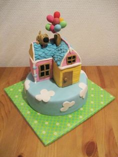 Up By Naera on CakeCentral.com
