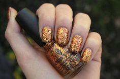 Autumn/fall nails