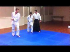 Aikido Melbourne - Richard & Yashuk Shokyu & 5th kyu Gradings