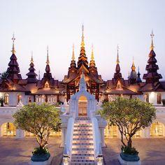 Fancy - Mandarin Oriental Dhara Devi @ Chiang Mai, Thailand