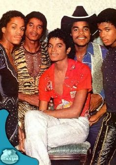the jacksons 5 photo: Jacksons Victory Tour Randy Jackson, The Jackson Five, Michael Jackson Rare, Jackson Family, Paris Jackson, Lisa Marie Presley, Elvis Presley, The Jacksons, Motown