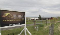 Heartland Assisted Living - on a working farm!
