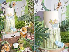 Lima Limão - festas com charme: 2º aniversário: a selva do Salvador no Espaço Lima Limão!