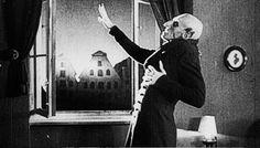 Nosferatu em cena clássica