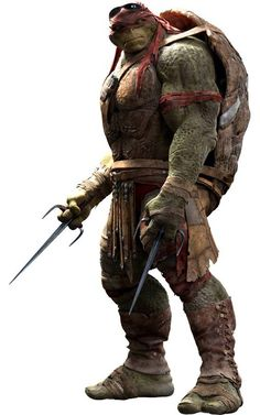 Raph from the new TMNT!