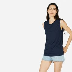 https://www.everlane.com/collections/womens-tees/products/womens-luxe-drape-muscle-tank-navy