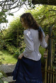 Ravelry: Fitted Jacket pattern by Jennie Atkinson