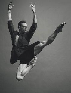 Ballet star Sergei Polunin for Numero Homme