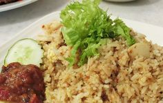 SALTED FISH FRIED RICE / Penang Malaysia  http://asianfoodyummy.com/2016/12/02/salted-fish-fried-rice-penang-malaysia-2/