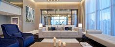 Emporium Tower Penthouse Bangkok, Thailand Residential Interior Design, Bangkok Thailand, Tower, Loft, Couch, Lifestyle, Furniture, Home Decor, Rook