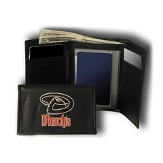 Arizona Diamondbacks MLB Embroidered Trifold Wallet