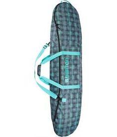 Burton Space Sack Snowboard Bag Digi Plaid 166cm