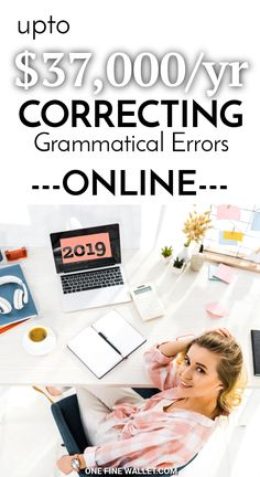 25 Online Proofreading Jobs for Beginners update} 25 Online Proofreading Jobs for Beginners update},General Become a proofreader from home. Here are over 25 online proofreading jobs to help you make money online. Earn Money From Home, Make Money Fast, Earn Money Online Fast, Online Earning, Online Jobs, Kids Online, Commercial, Savings Plan, Personal Finance