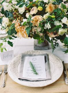 If there was one single wedding that summed up the heart and soul of Style Me Pretty, this San Ysidro Ranch beauty might be just that. It's an intimate garden affair layered with timeless design by Joy Proctor, soft florals from Kelly