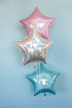 3-Pack Seastar Balloons – Studio Mucci