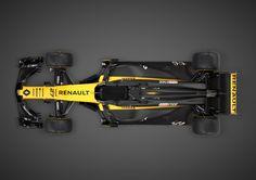 Renault, un motor diferente al de 2016 en un 95% #F1 #Formula1