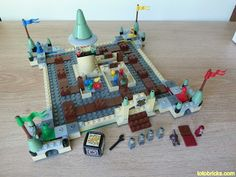 Lego Board Game, Lego Boards, Board Games, Harry Potter Hogwarts, Games, Tabletop Games, Table Games