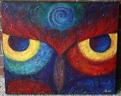 """No Fear of the Dark - Nikki Shannon, Energy Painter NIKKI is my """"ARTner"""" in crime!"""