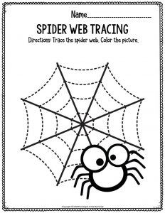 Preschool teachers and homeschool mamas will for sure love these no prep fine motor Halloween preschool worksheets! They're quick & easy and little kids love the fun cutting and tracing, coloring, and drawing activities. Free Preschool, Preschool Printables, Kindergarten Activities, Halloween Preschool Activities, Preschool Teachers, Dementia Activities, Printable Worksheets, Physical Activities, Spider Web Craft