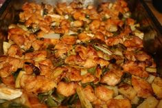 Meat Recipes, Cooking Recipes, Meat Meals, Kung Pao Chicken, Sprouts, Shrimp, Food And Drink, Vegetables, Ethnic Recipes