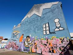 """Street art, no matter what side of the """"wall"""" you stand on, is no longer just a graffiti artist's tag. Some of the scene's biggest names have (literally) made the world their canvas. These cities are among the best for spotting street art around the world."""