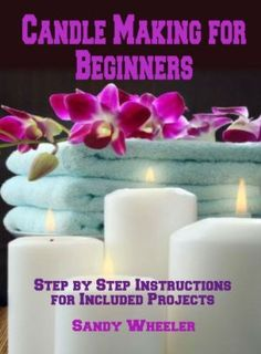 06 February 2015 : Candle Making for Beginners: Step by Step Instructions for Included Projects by Sandy Wheeler http://www.dailyfreebooks.com/bookinfo.php?book=aHR0cDovL3d3dy5hbWF6b24uY29tL2dwL3Byb2R1Y3QvQjAwSzg5Qk1WTy8/dGFnPWRhaWx5ZmItMjA=
