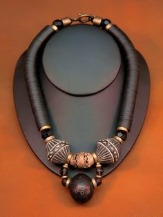 Gallery African Jewelry ~ Necklaces by Sonja Zytkow