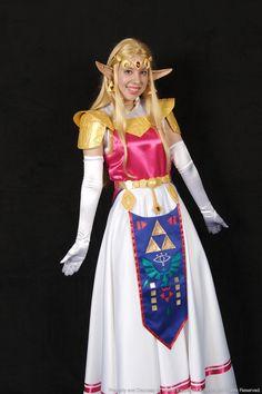 Résultats de recherche d'images pour « princess zelda costume »