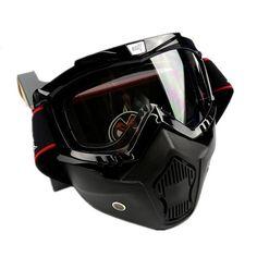 ca69f090e8a AntmanUnion Motorcycle Goggle Ski Skate Motocross Goggles Helmet Glasses  Windproof off Road Moto Cross Helmets Mask